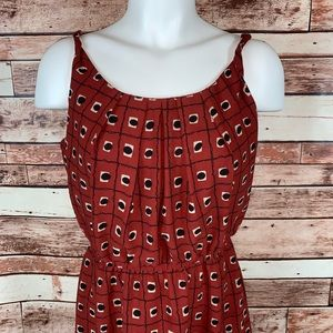Vero Moda Dresses - One Fashion~ Small, Rust Colored Dress